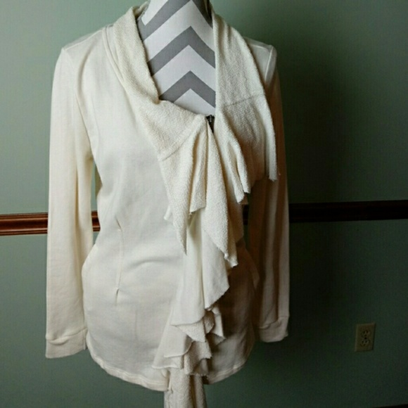 Francesca's Collections Jackets & Blazers - Francesca's free size large lightweight jacket